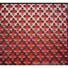Decorative Galvanized Perforated Mesh Metal