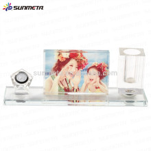 Blank sublimation crystal from SUNMETA, sublimation souvenir, sublimation gift, sublimation craft