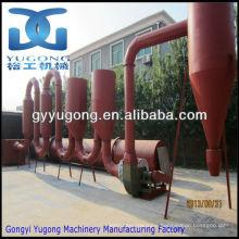 Yugong hot brand wood sawdust dryer in pellet making line