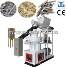 500-1500kg / h Anneau Die Wood Sawdust Pellet Mill, Wood Chips Pellet Mill
