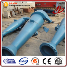 Dust collector filters cyclone cement plant
