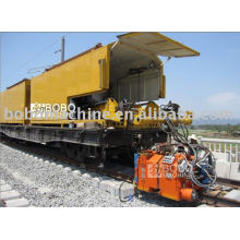 Self-propelled rail flash butt welding machine K355
