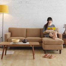 Projetos simples sofá moderno da tela de sala de estar para uso doméstico