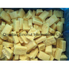 High Quality Frozen Milled Ginger with Block