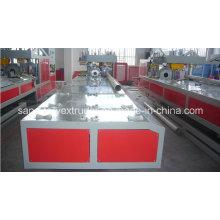 Полноавтоматическая пластичная машина belling трубы PVC/Штрангпресса машинного оборудования