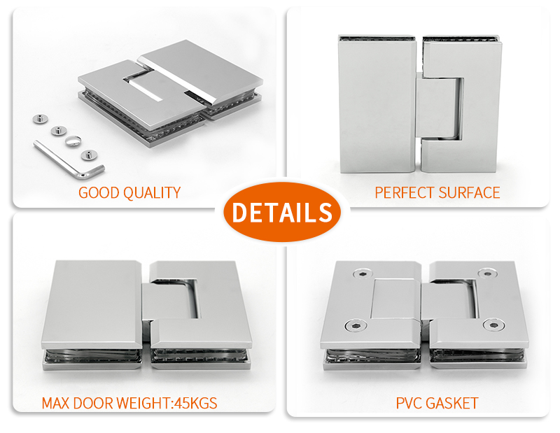 Ordinary door hinges for various doors
