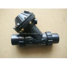 """Jieming válvula de diafragma de padrão de 2 """"Y para estação de tratamento de água"""