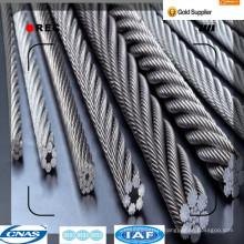 1 * 7 fils Strattage galvanisé basse allure ASTM A475 B498