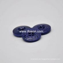Emaille Polyester Button mit hoher Qualität