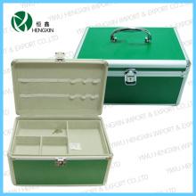 Aluminium Alloy Medical Factory First Aid Case (HX-Y009-2B)