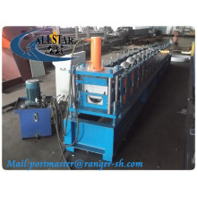 Metal Water Downspout Gutter Roll Forming Machine For Sale