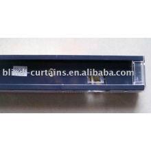 aluminium roman blind rail