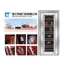 Puerta exterior de acero inoxidable de seguridad (LTSS-1018)