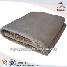 100% silk western saddle blanket
