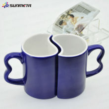 Сублимация изменение цвета пара кофейная кружка wholsales