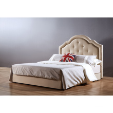 High Head Board Modern New Fabric Bed (A20)