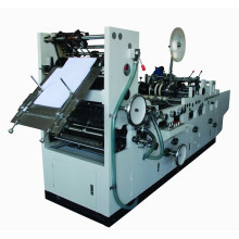 Full Automatic Envelope Forming & Flap Type Gumming Machine (ACZT-808)