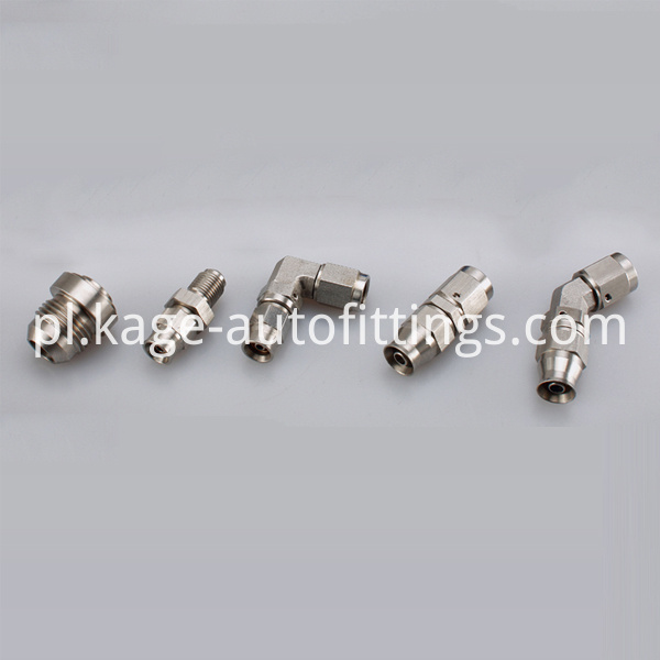Stainless Steel Fuel Line Fittings