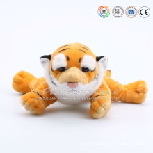 ICTI audits OEM/ODM factory tiger toy ready to pounce