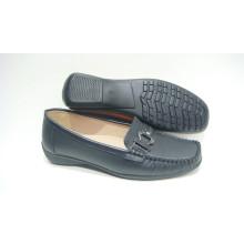 Chaussures Comfort Lady avec semelle extérieure TPR (SNL-10-080)