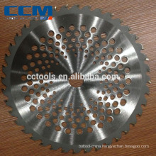 40T alloy blade for brush cutter 1E40F-5A spare parts