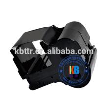 Ruban noir 60mm * 130m PP-RC3BKF pour imprimante PP-1080RE compatible avec plaque signalétique