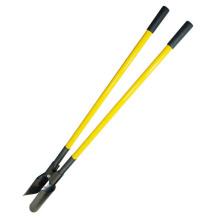 Main des outils trou Post Long F/G poignée râteau Spade