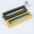 PVC window slider gift box for pen