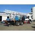 Máquina de perfuração de poço de água montada em caminhão de 300 m