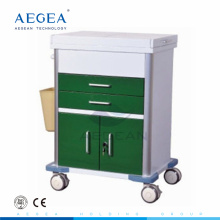 AG-GS009 With four drawers hospital hospital room equipment medical trolley