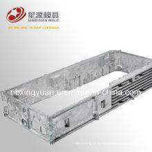 Alcatel Brand Magnesium Az91d Теплоотвод с радиатором для литья под давлением