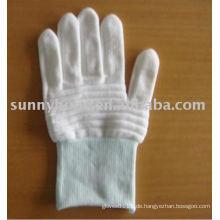 Leuchtende handschuhe