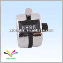 Muslin digital hand tally counter metal clicker