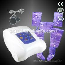 Pressotherapie infravermelho distante 3 em 1 com as almofadas elétricas que slimming a máquina