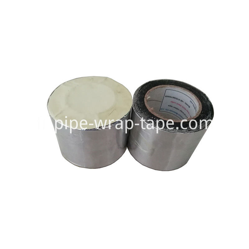 Aluminum Foil Pipeline Protection Tape