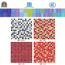 Mosaic/Colored/Swimming Pool/TV Wall/ Glass Mosaic