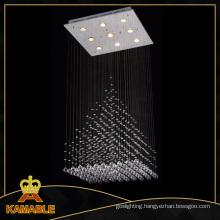 Popular Modern Hanging Chandelier Ceiling Crystal Light (66836--9)