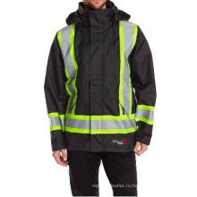 300д Трехдольная безопасности parka куртка (DFA002)
