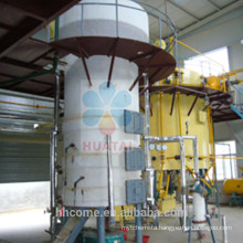 DTDC, desolventizer, desolventizing and toasting machine in cooking oil extraction line