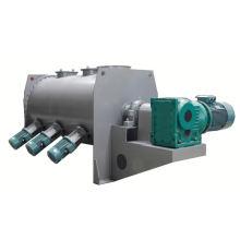 2017 LDH série coulter tipo máquina de mistura, SS misturador contínuo da pá, misturador de canal horizontal