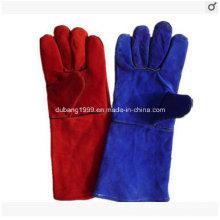 Welding Gloves/Working Gloves/Leather Gloves/Industry Gloves-30