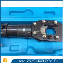 Alibaba Engrenagem Extrator Ferramentas Intergrais de Alta Qualidade Cabeça de Corte 6 T Elétrica Hidráulica Cortador de Cabo China