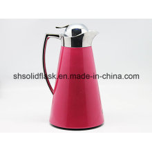 Painted Glass Liner Stainless Steel Shell Thermal Jug