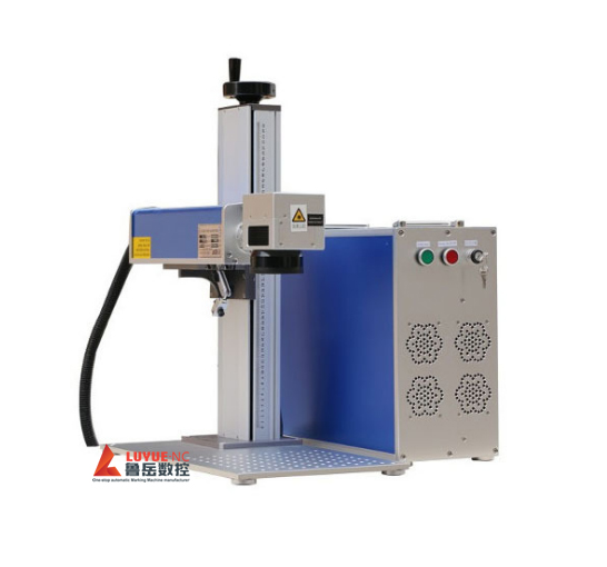 Optical Fiber Mini Laser Engraving Machine