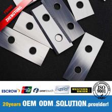 Facas reversíveis do carboneto de 14x14x2mm, lâminas das inserções de Carbid