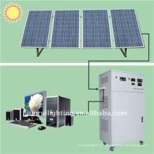 Chaud-vente CE 540w solaire groupe électrogène; système d'énergie solaire pour family(JR-540w)