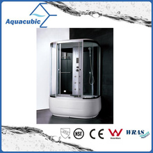 Complete Massage Tempered Glass Computerized Shower Room (AS-K36)
