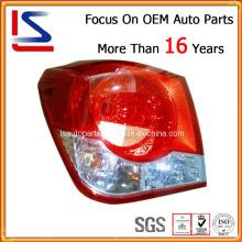 Repuesto de lámpara trasera de piezas de automóvil para Chevrolet Cruze'09