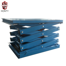 china suppliers hydraulic revolving stage / 3 t scissor stage for show