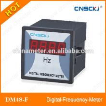 Medidor de frecuencia digital DM48-F